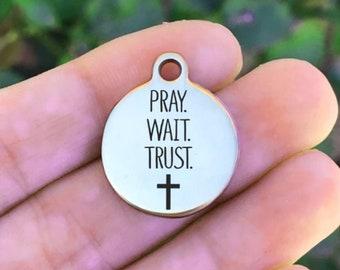 Faith Charms