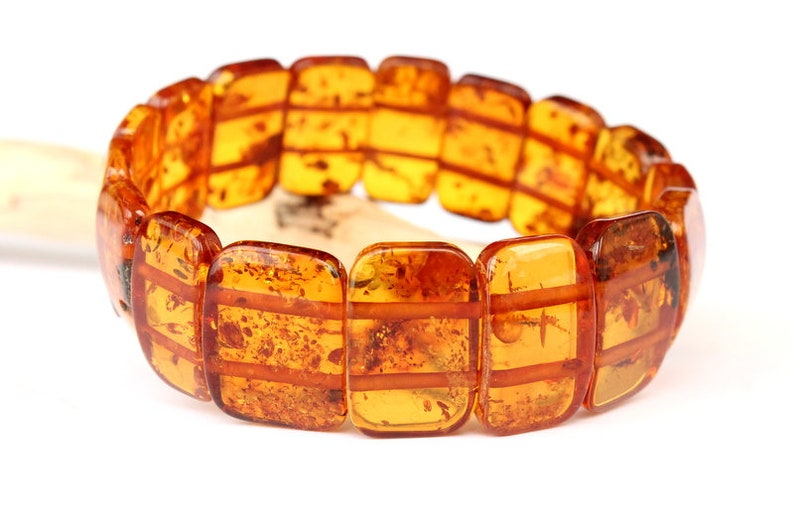 cognac amber bracelet natural Baltic amber amber jewelry amber jewellery cognac amber beads lovely amber bracelet Amber bracelet