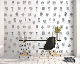 Diamond Wallpaper Sample