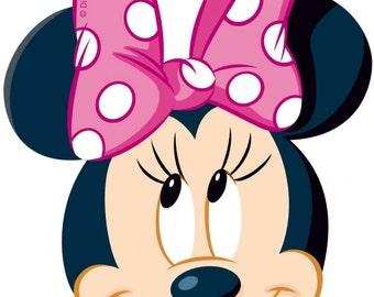 MINNIE MOUSE Disney Princess Aurora Instant Download | Etsy