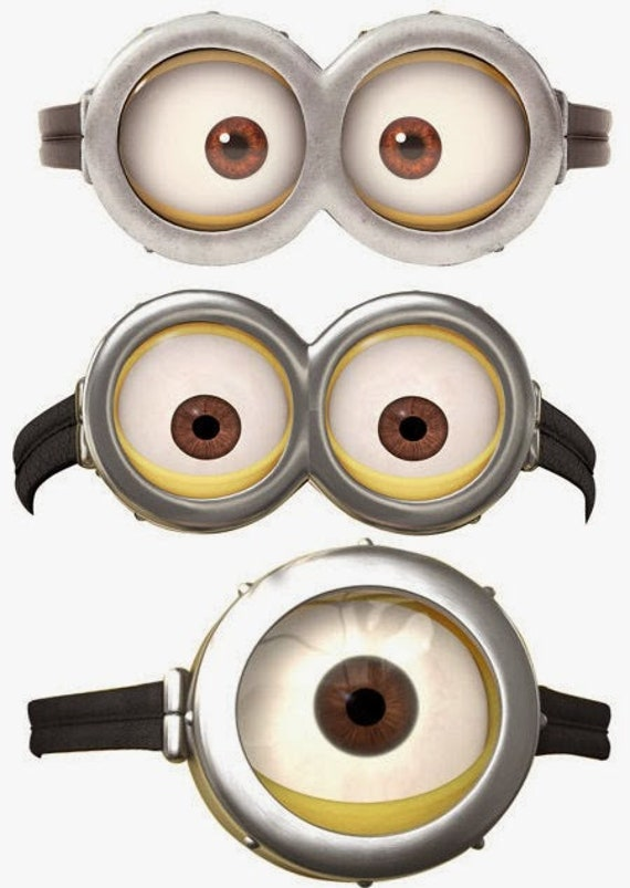 image relating to Minion Eye Printable identified as MINION - Minion Online video - Minion Eyes - Immediate Obtain - Bash Prefer - Electronic Printable - Minion Printable