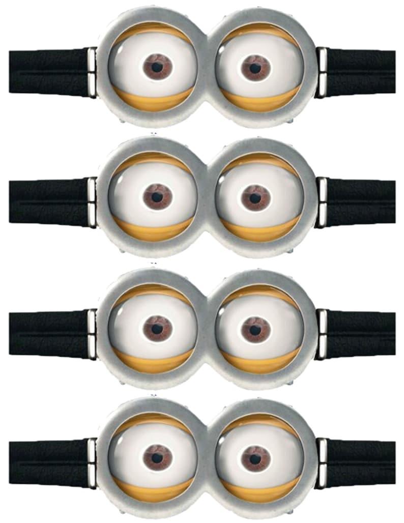 picture relating to Minion Eyes Printable identified as MINION - Minion Online video - Minion Goggles - Instantaneous Obtain - Social gathering Want - Electronic Printable - Minion Printable