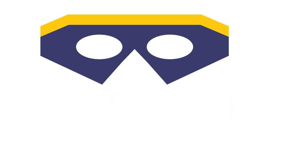 Coloriage A Imprimer Henry Danger.Masques De Henry Danger Rouge Et Bleu Telechargement Etsy