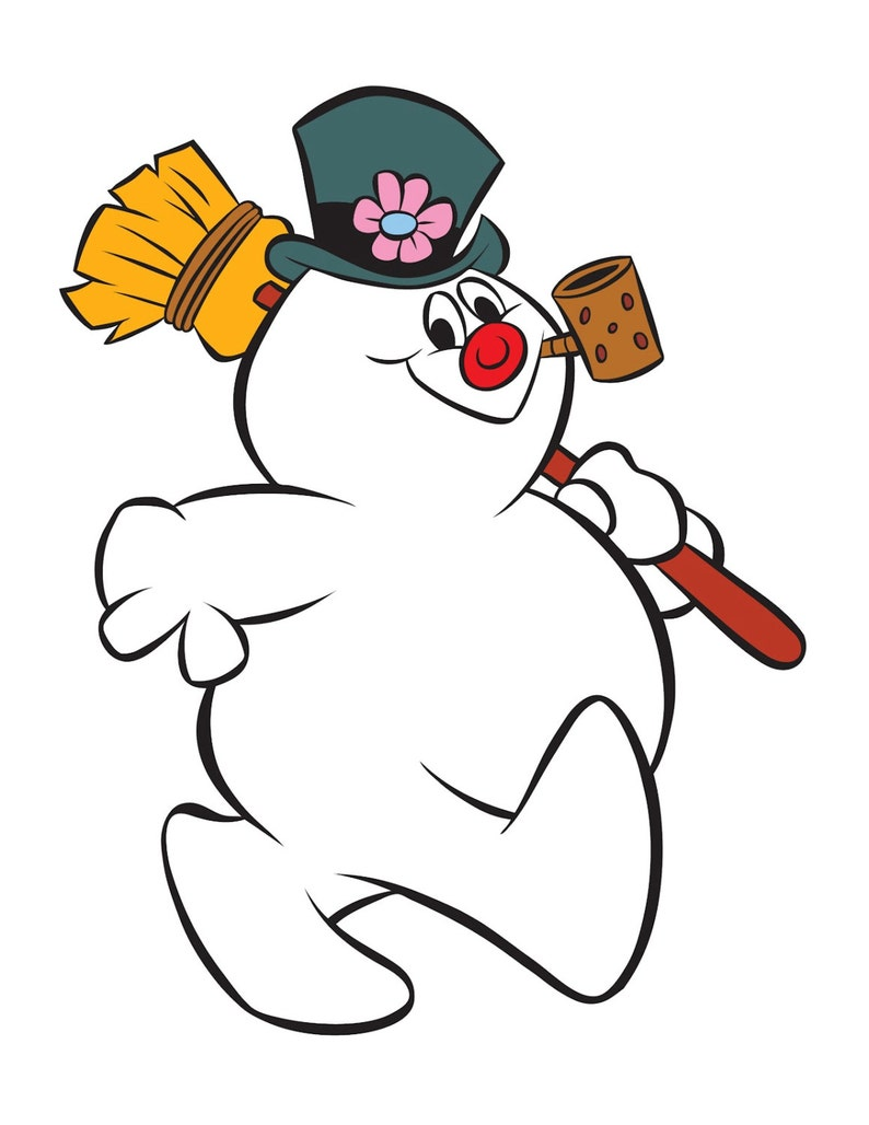 photograph about Frosty the Snowman Sheet Music Free Printable called FROSTY - Frosty the Snowman - Prompt Down load - Electronic Printable Style and design - Frosty Printable - Snowman Printable