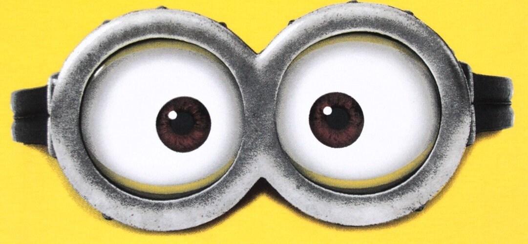 graphic relating to Printable Minion Eye known as MINION - Minion Video clip - Minion Eyes - Quick Obtain - Social gathering Like - Electronic Printable - Minion Printable