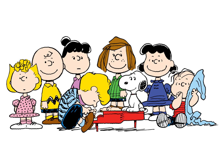 CACAHUETES Charlie Brown Descargar Instant diseño