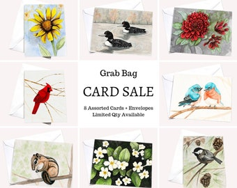 Notecard Grab Bag Sets