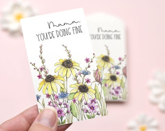 Mom Encouragement Mini Cards