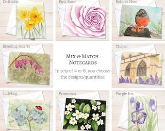 Fine Art Notecards