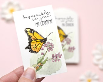 Encouragment Mini Cards