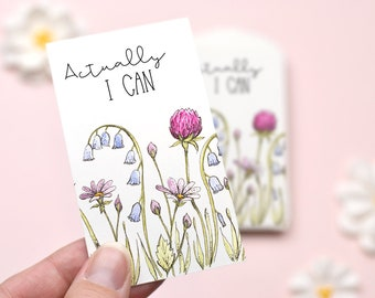 Encouragement Mini Cards