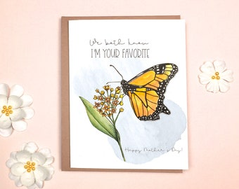 Mother's Day - Funny Card