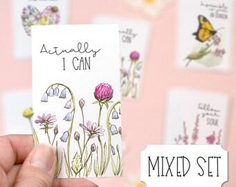 Random Acts of Kindness Mini Card Set