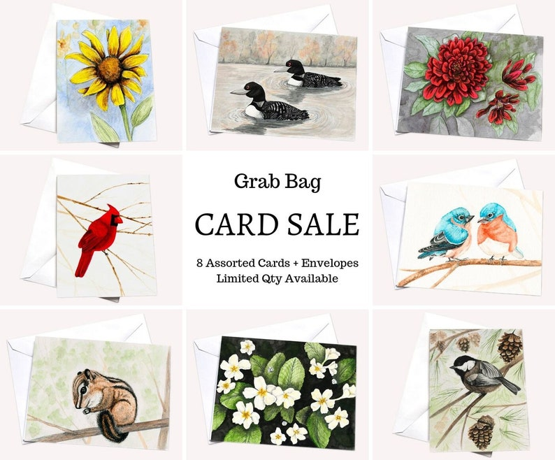 Notecard Grab Bag Sets image 0