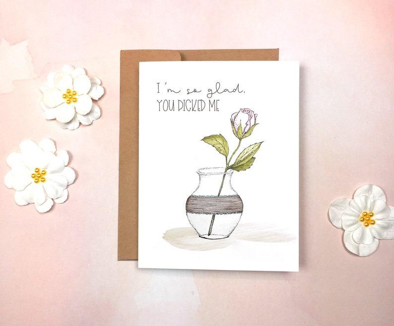 Rose Anniversary Card image 0