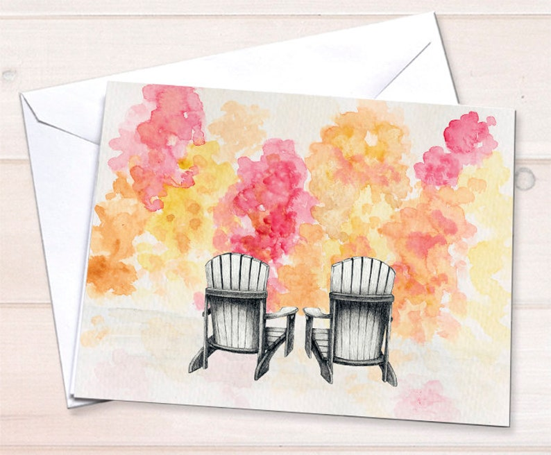 Love card  Adirondack Chairs Retail image 0