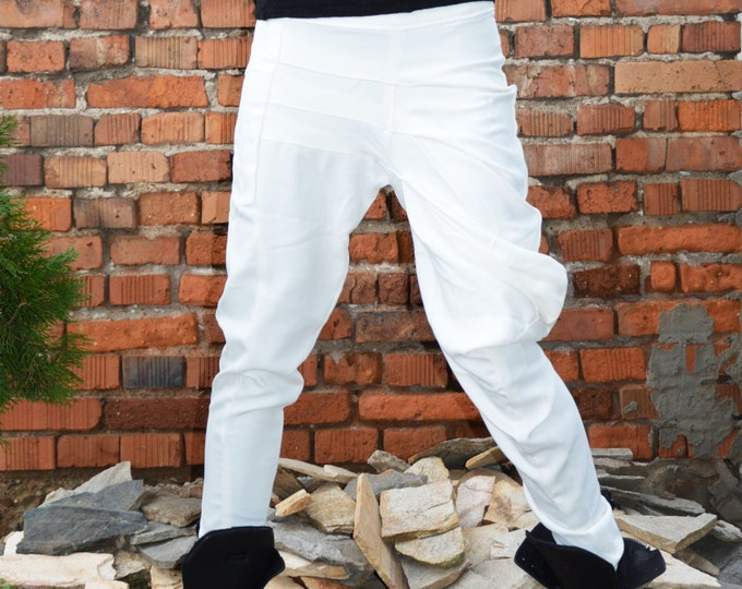 Elegant Casual Pants, Loose Evening Pants, Long Office Pants, Oversize Maxi Pants, Woman Pants, Modern Work Pants by SSDfashion