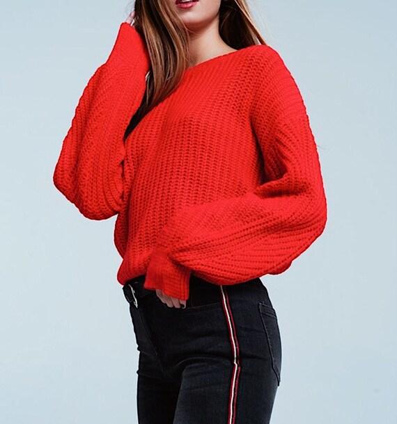 rudie knit sweater