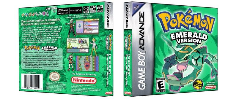 pokemon emerald free game