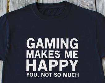 570d5094 Gaming Shirt Funny Gaming T-Shirt Gifts For Gamer Gifts For Brother Gamer  Shirt Christmas Gifts Video Game Funny T Shirt Gifts For Him