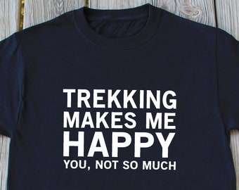 d5a4203d Trekking Shirt Hiking Gift Ideas Mountain Hiking Shirt Gifts For Him Gifts  For Hiker Christmas Gifts Thanksgiving Gifts Funny Gifts For Him