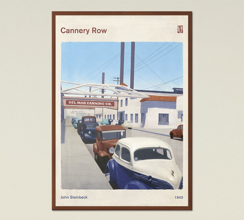 Cannery row (1945 edition) | Open Library