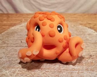Lochries! Polymer Sculpey clay monster figurines