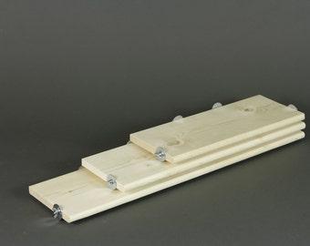 Chinchilla Wooden Shelf