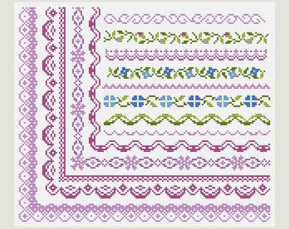 Cross Stitch Pattern Gallery