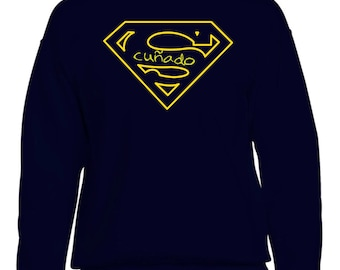 Men sweater SUPER RELATIVES