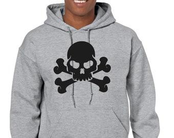 Men hoodie SKULL