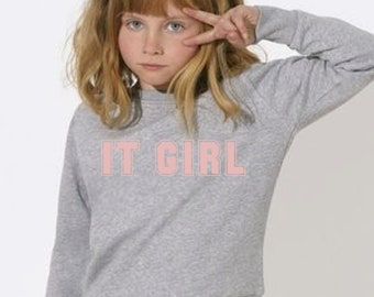 Girl sweater IT GIRL