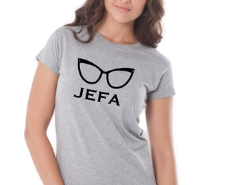 Women tee JEFA + SUNNIES