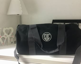 University bag personalized