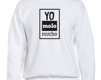 Men sweater YO MOLO MUCHO