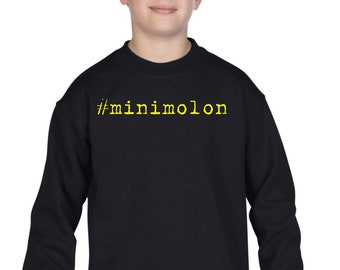 Boy sweater #MINIMOLON