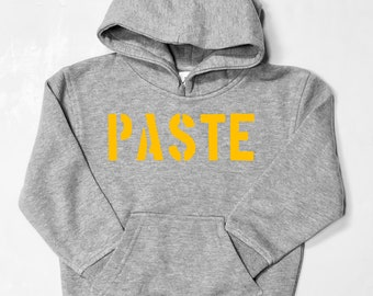 Boys and girls hoodie PASTE