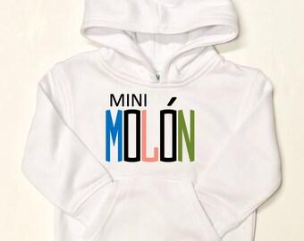 Boys hoodie MINI MOLÓN