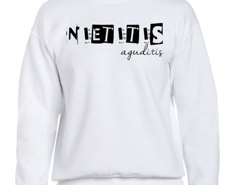 Men sweater NIETITIS AGUDITIS