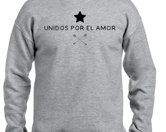 Men sweater UNIDOS POR el AMOR