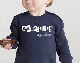 Girl sweater ABUELITIS AGUDITIS