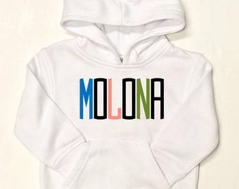 Hoodie for women MOLONA