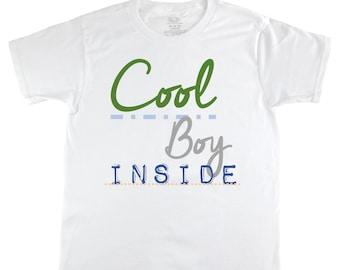 Boyt-shirt or body COOLO BOY INSIDE
