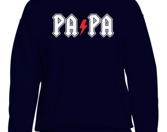 Men sweater PAPA THUNDER