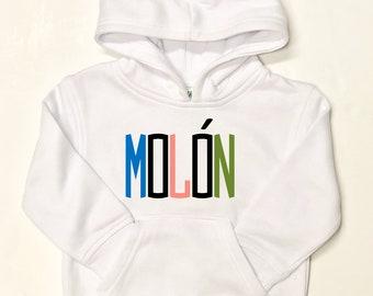 Men hoodie MOLON