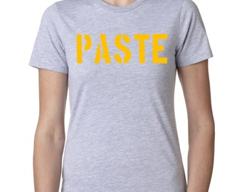 Girl t-shirt or body PASTE