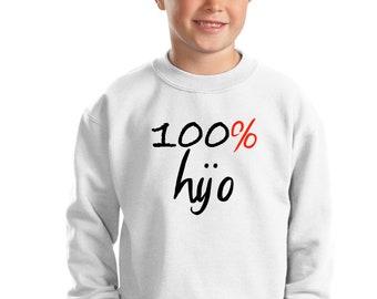 Boy sweater #100% HIJO