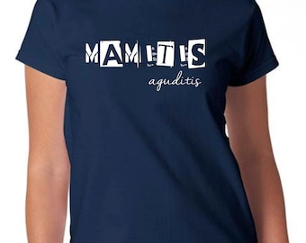 Girl t-shirt or body MAMITIS / PAPITIS AGUDITIS