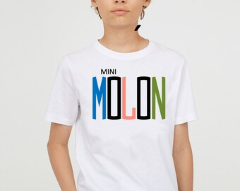 Boyt-shirt or body MINI MOLON