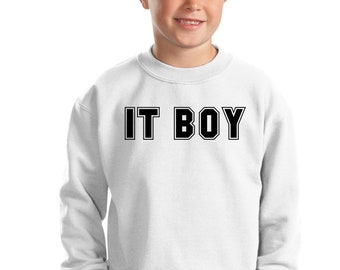 Boy sweater IT BOY